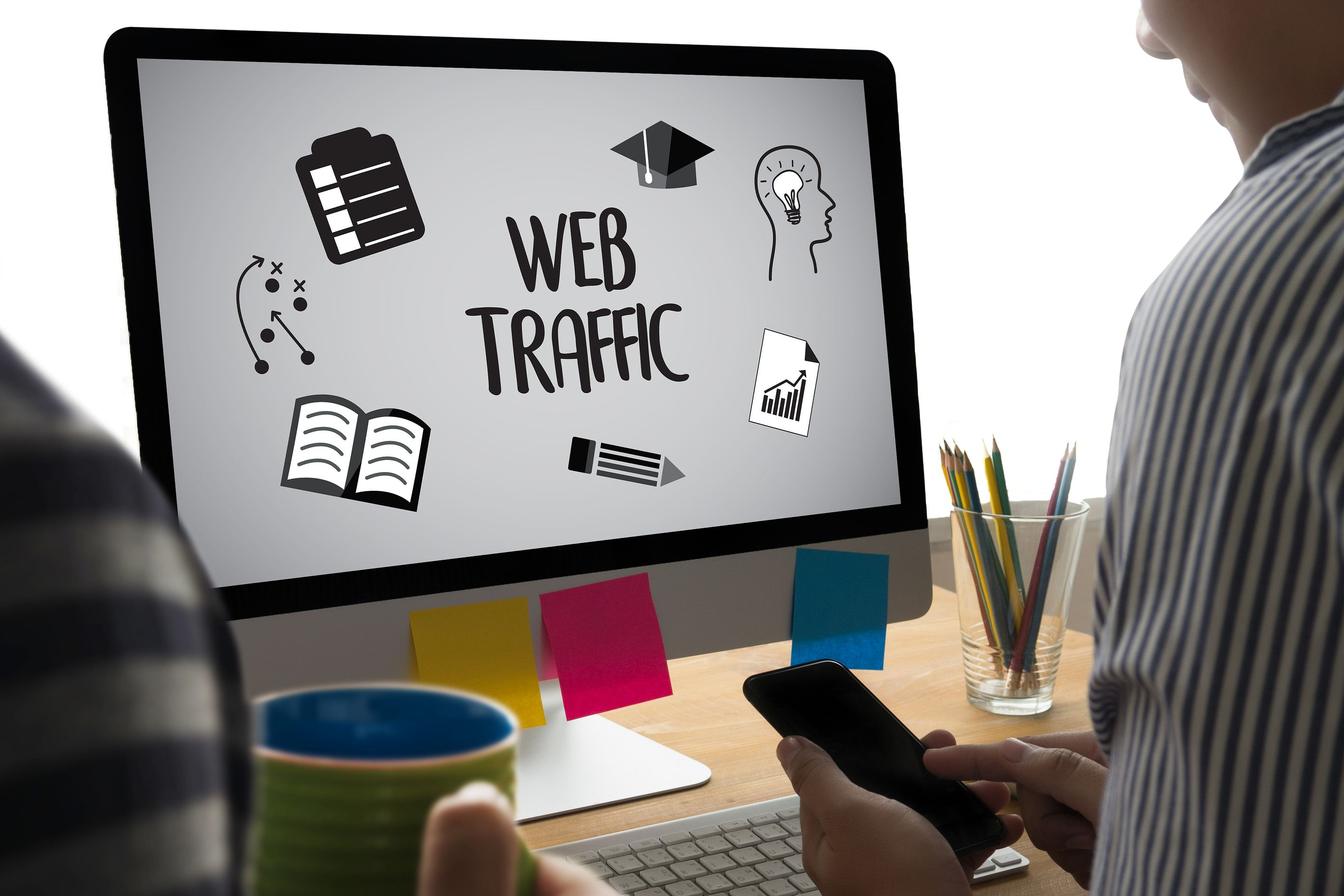 In-Store Traffic with These Online Marketing  Strategies